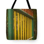 Skc 3266 Colorful Gate Tote Bag