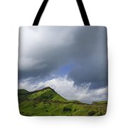 Skc 3548 Over The Western Ghats Tote Bag