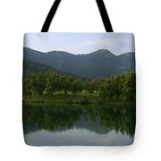 Skc 3956 Nature's Way Of Admiration Tote Bag