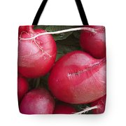 Skc 4682 Red Radish Tote Bag