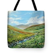 Skiddaw And Little Man Tote Bag