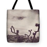 Skies May Fall Tote Bag