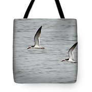 Skimmers On The Prowl Tote Bag