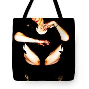 Skin And Leopardskin Tote Bag