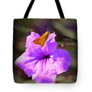 Skip It Insect Art Tote Bag