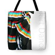 Skirt Dance Tote Bag