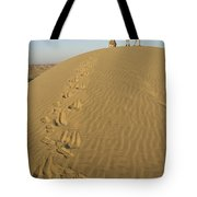 Skn 0965 This Way We Climbed Tote Bag