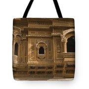 Skn 1310 Elegant Architecture  Tote Bag