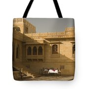 Skn 1322 Palatial Architecture Tote Bag