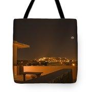 Skn 1348 Golden Illumination Tote Bag