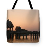 Skn 1356 Good Morning Jaisalmer Tote Bag
