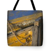 Skn 1394 Dilapidated Boats Tote Bag