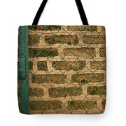 Skc 0404 Gate To The Wall Tote Bag