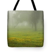 Skc 0835 Romance In The Meadows Tote Bag