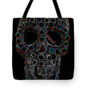 Skully Alas We Hardly Knew Ye Tote Bag
