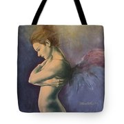 Sky Below Ground Tote Bag