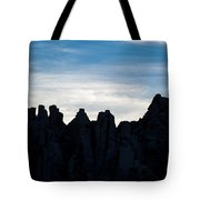 Sky Castles - The Mojave Tote Bag