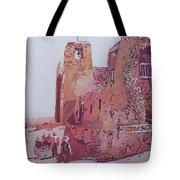 Sky City Mission Tote Bag