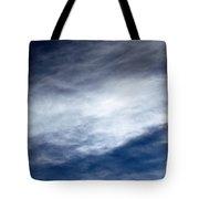 Sky Clouds Tote Bag