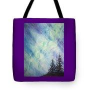Sky Dance Tote Bag