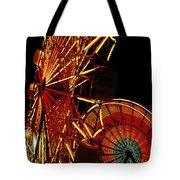 Sky Diver - Carnival Tote Bag