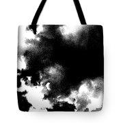Sky Explosion Tote Bag