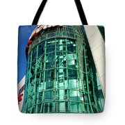 Sky High Coke Tote Bag