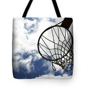 Sky Hoop Tote Bag