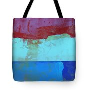 Sky Into The Sea Tote Bag