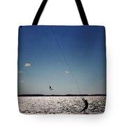 Sky Jockey Tote Bag