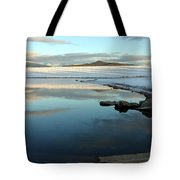 Sky Lake Tote Bag