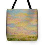 Sky Light Tote Bag