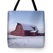 Sky Line Farm Tote Bag