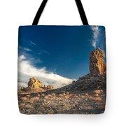 Sky Masters - Trona Pinnacles Tote Bag