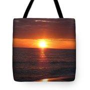 Sky On Fire I Tote Bag