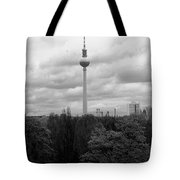 Sky Over Berlin Tote Bag