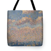 Sky Over The City Tote Bag