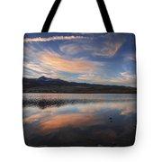 Sky Painting Tote Bag