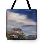 Sky Sweep Tote Bag