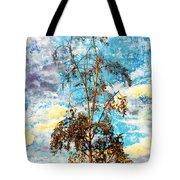 Sky Tree Tote Bag