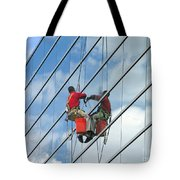 Sky Washer Tote Bag