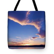Sky Wonders Tote Bag