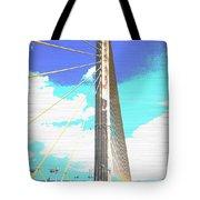 Skybridge Tote Bag