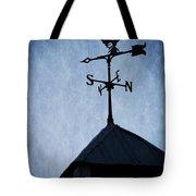 Skyfall Deer Weathervane  Tote Bag