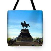 Eakins Oval Tote Bag
