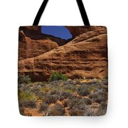 Skyline Arch - Arches National Park Tote Bag
