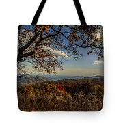 Skyline Drive Tote Bag