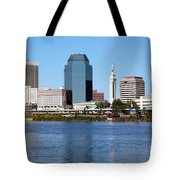 Skyline Of Springfield Tote Bag