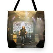 Skynyrd-group-7063 Tote Bag