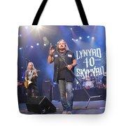 Skynyrd-group-7309 Tote Bag